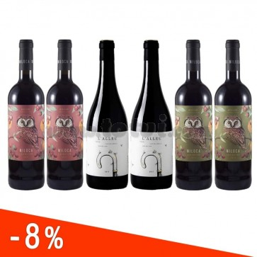 Celler Vendrell Rived Discount Pack