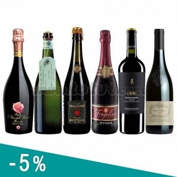 Italian Wines Discount Pack