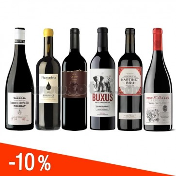 Great Priorat Wines Discount Pack