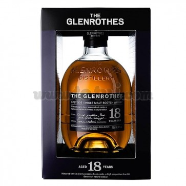 The Glenrothes 18 años