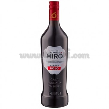 Red Vermouth Miró