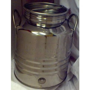 Stainless Steel Tank 20L