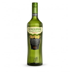 Yzaguirre Reserva White Vermouth