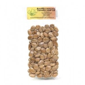 Cal Sec Toasted Marcona Almonds with salt 150g