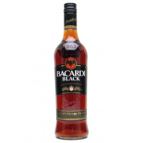 Ron Bacrdi Black - Bacardi International LTD