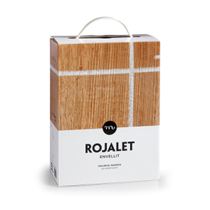 Bag in Box Rojalet  Crianza 3lts - Celler Masroig