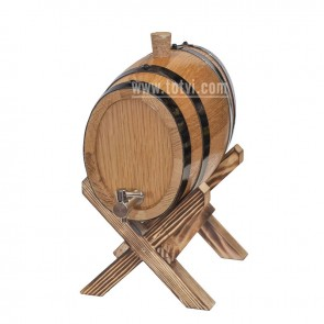 Wooden Oak barrel 5 L
