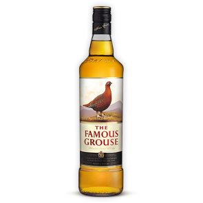Mini Botellin Whisky The Famous Grouse