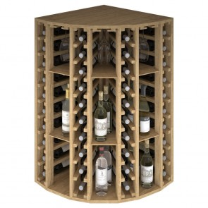 Corner Wine Rack Godello 40 bottles