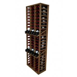 Bottle rack expositor Godello 114 bottles