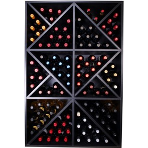 Bottle rack Merlot Súper