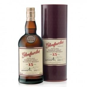 Glenfarclas Single Malt 15 años