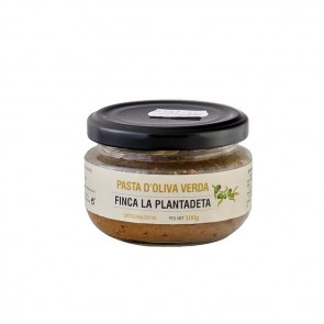 Arbequinas Olives Paste