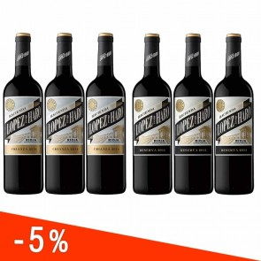 Hacienda López de Haro Wines Discount Pack