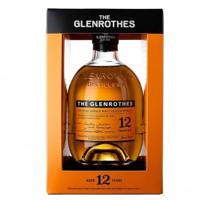 The Glenrothes 12 años