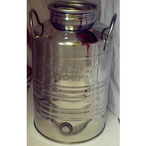Stainless steel tank 12L