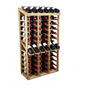 Bottle rack expositor Godello 72 bottles
