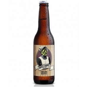Miss Hops HIGH IPA Craft Beer 33cl