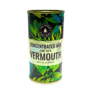 Concentrated Mix for Red Vermouth The Syrup Factory