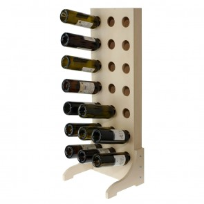 Bottle Rack 21 bottles Chardonnay