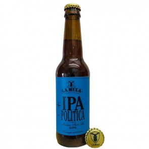 La Mula +IPA -POLÍTICA Craft Beer