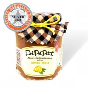 Del Pot Petit Lemon and Mint Jam 220gr