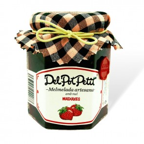 Del Pot Petit Strawberry Jam 220gr