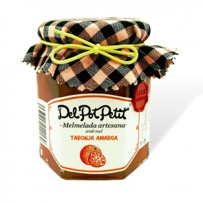 Del Pot Petit Bitter Orange Jam 220gr