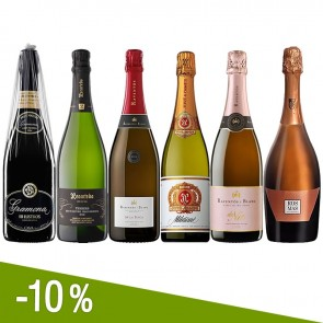 Great Sparkling Wines Discount Pack