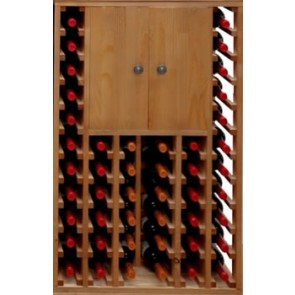 Wine rack Pine Godello 46 bottles